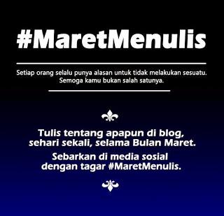 MaretMenulis